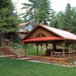 Chalet Rouge - Majopial 1