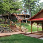 Chalet Rouge - Majopial 3