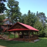 Chalet Rouge - Majopial 4