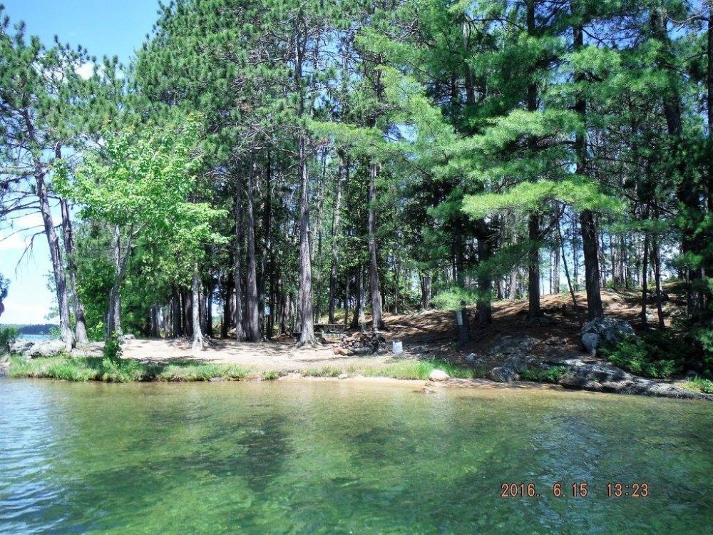 Lac 31 Milles Map Camping   Village Majopial, Lac 31 Milles